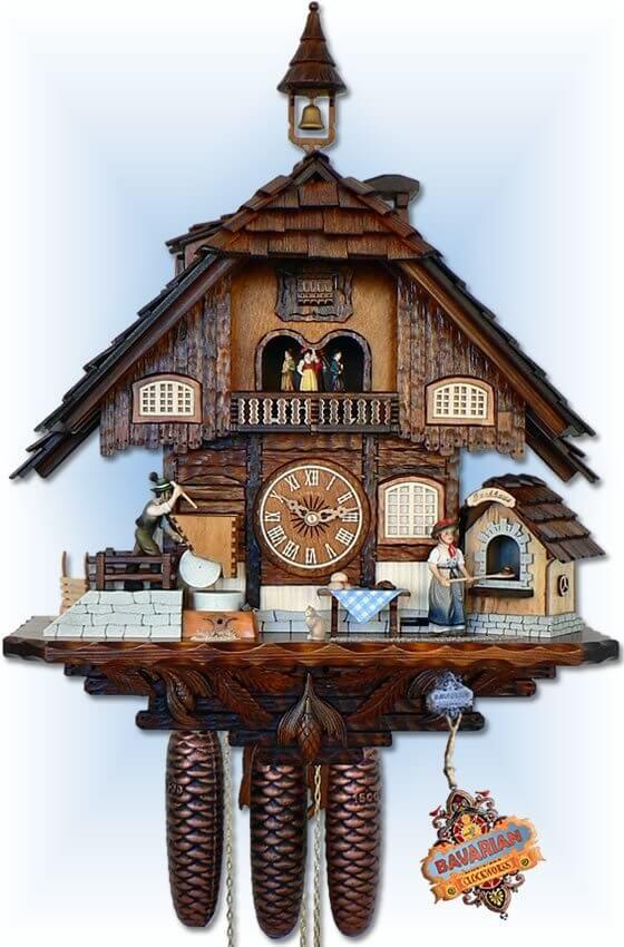 schneider cuckoo clock