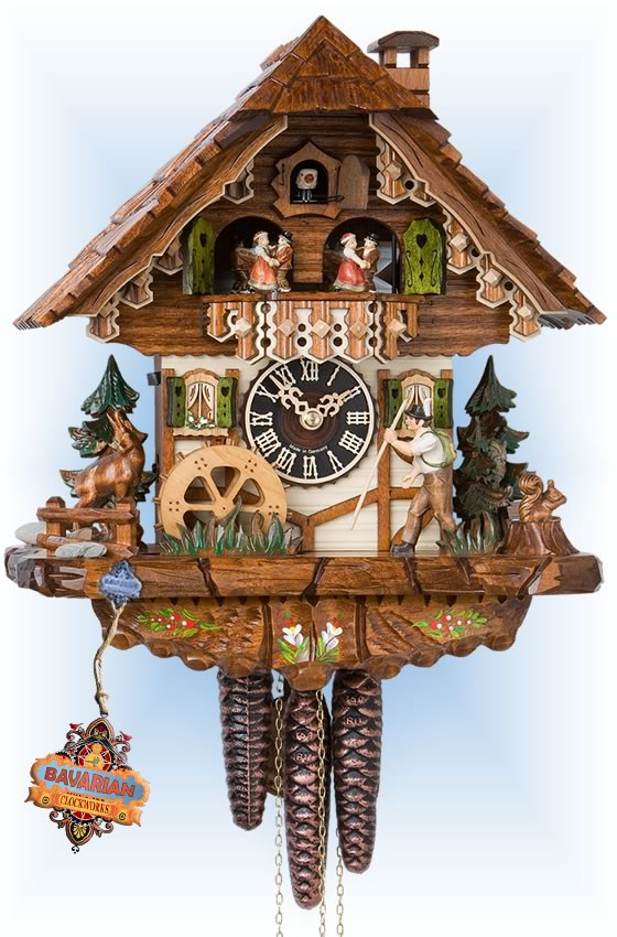 Image result for 12 hour cuckoo clock photos