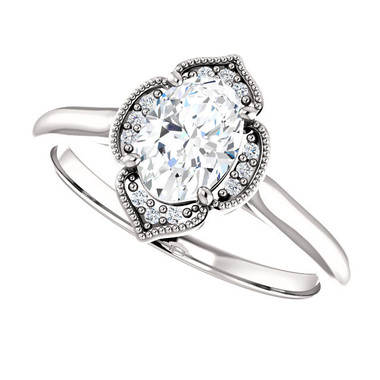 Oval NEO Engagement Rings
