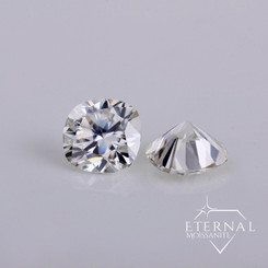 Eternal® Moissanite Squared Cushion Cut Loose Stone - EF Color