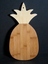 Pineapple bamboo Cutting Board