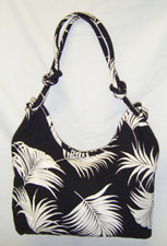 Island Style Black tote