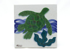 Ceramic Tile Honu