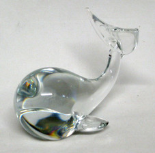 Glass Whale