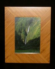 BAMBOO FRAME - PALM DELIGHT (5 X 7)