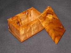 Acacia Koa mini Box