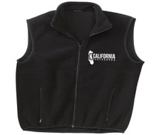 Cal Surf Fleece Vest