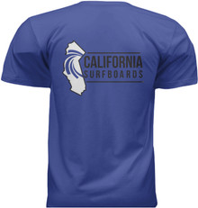 California Surfboards Dark shirt