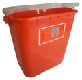 8 Gallon Bemis Sharps Container  Model #108-030
