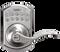 RemoteLock WiFi LS-L5i-B Lever Satin Nickel - Style B