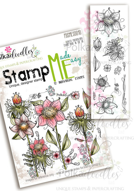 Summertime Stamp Me Clear Stamp Set Amp Cd Rom