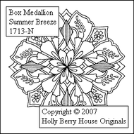 Summer Breeze Medallion