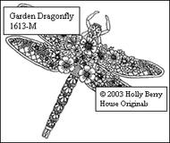 Garden Dragonfly