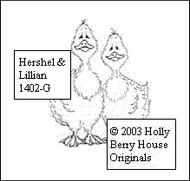 Hershel & Lillian