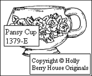 Pansy Cup