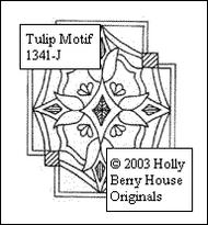 Tulip Motif