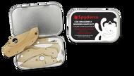 Spyderco Wooden Kit Dragonfly WDKIT1 Wood Model, Folding Knife Style
