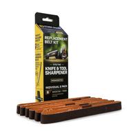 Work Sharp Replacement Belt Set WSSA0002704, P220 Grit, 6 Pack
