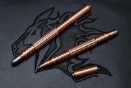 Rick Hinderer Knives Investigator Ink Pen, Copper