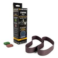 Work Sharp Stropping Belt Kit WSSAKO81121 for the Blade Grinding Attachment