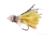 Muddler Minnow, Marabou, Olive Fly from RiverBum