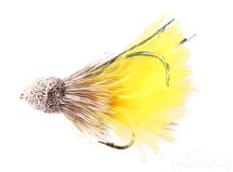 Muddler Minnow, Marabou, Yellow Fly | RiverBum.com