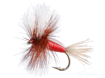 Humpy Wulff, Red