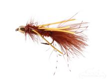 Autumn Splendor, Conehead, Rubber Legs Fly Fishing Fly