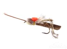Hopper, Extended Body, Deer Hair