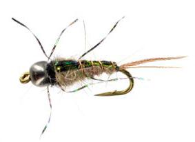 Atomic Mayfly, BH, Tan
