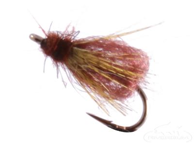 Deep Sparkle Pupa, Brown