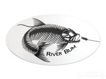 RiverBum Sticker Salt