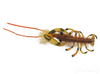 Realistic Crawdad Orange