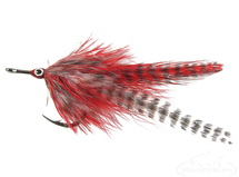 Tarpon Fly Red-White
