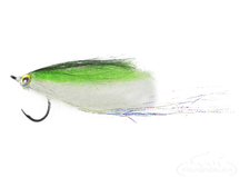 Cruiser Fly-Chartreuse/White
