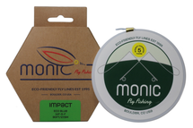 Monic Impact Fly Line - Weight-Forward, Floating