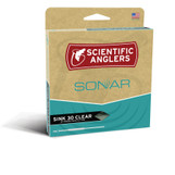 Scientific Anglers Sonar Sink 30 Clear Fly Line