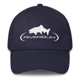 RiverBum Hat Navy Blue