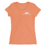 RiverBum Life Women's short sleeve t-shirt