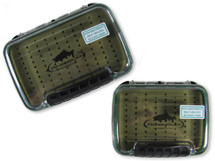 RiverBum Signature Polycarbonate Large Fly Box