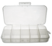 RiverBum Large 10 Compartment Fly Box