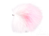 Marabou, Pink-White