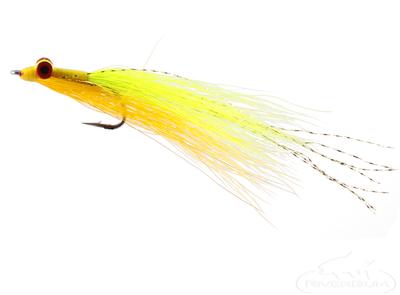 Clouser Deep Minnow, Chartreuse-Yellow