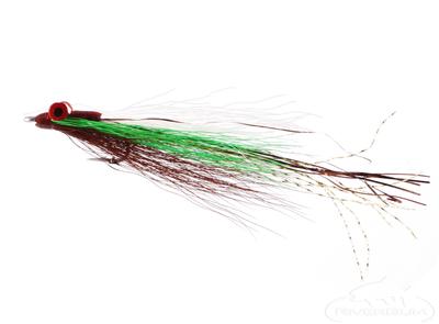 Clouser Deep Minnow, Brown-Green