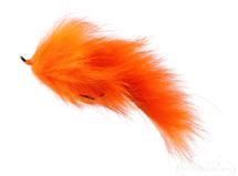 Bunny Leech, Orange, Salmon Hook