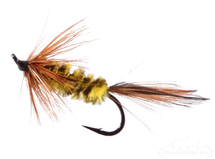 Brindle Bug, Yellow/Olive