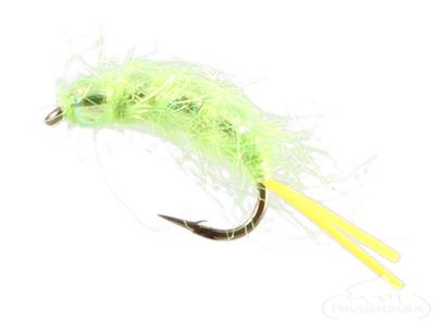 Steelhead Scud, Chartreuse