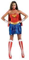 Wonderwoman Costume for Hire