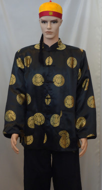 Men's Chinese Costume for Hire
