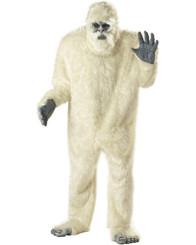 Yeti, Big Foot Costume